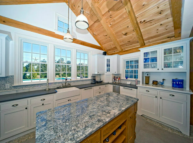 Azul Bahia Granite A Touch Of The